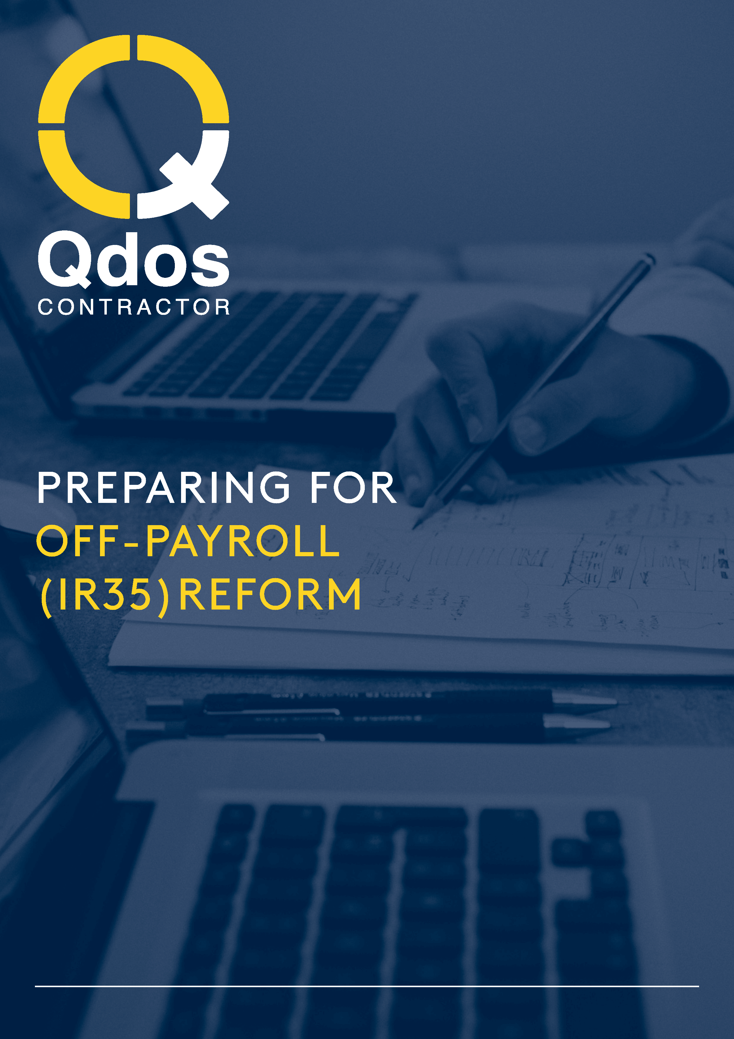 Preparing for IR35 reform